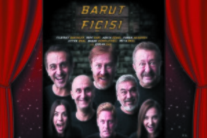 Ünlü Oyuncuların Rol Aldığı Eğlence Dolu 'Barut Fıçısı' Tiyatro Oyunu Bileti