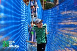 Park Of İstanbul Hayvanat Bahçesi, Piknik (Mangal) ve Macera Parkı Giriş Bileti