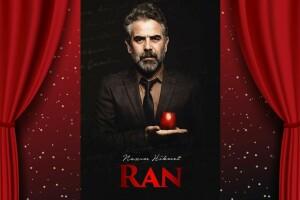 Yurdaer Okur'un Tek Kişilik Performansıyla Sahneye Uyarladığı 'RAN' Tiyatro Oyunu Bileti