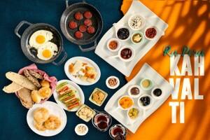 Çankaya Gop. RaPera'da Enfes Lezzetli Doğal Kahvaltı Menüleri