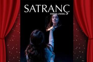 Stefan Zweig'ın Kült Eserinden Uyarlanan 'Satranç' Tiyatro Bileti