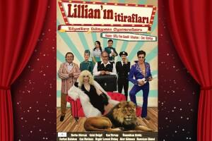 'Lillian'ın İtirafları' Tiyatro Oyunu Bileti