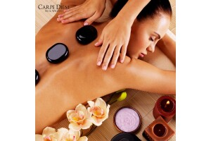 City's AVM Carpe Diem Spa & Wellness'tan 50 Dk Klasik Masaj Keyfi
