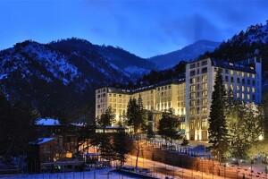 Çam Thermal Resort Spa Convention Center'da Çift Kişilik Konaklama Seçenekleri