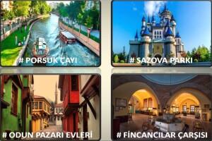 Her Cuma & Cumartesi Gece Kalkışlı Serpme Kahvaltı Dahil Günübirlik Eskişehir Turu