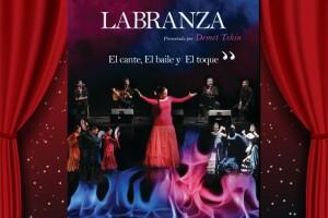 Labranza Flamenko Dans Gösterisi Giriş Bileti