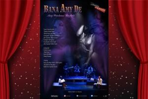 'Bana Amy De, Amy Winehouse Müzikali' Giriş Bileti