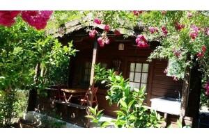 Şekerbahçe Otel'de Kahvaltı Dahil 2 Kişilik Bungalow Evde Konaklama Keyfi