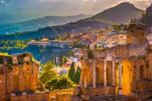 THY Ulaşımlı 5 Günlük Sömestre Dönemine Özel Sicilya Turu