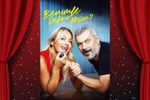'Benimle Delirir Misin' Tiyatro Oyunu Bileti