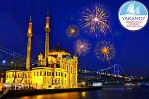 Yakamoz Boğaz Turu'ndan Cumhuriyet Bayramına Özel Eğlence & Yemek