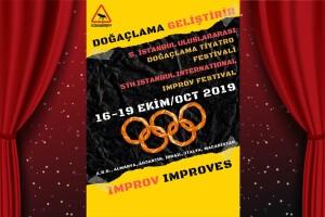5. Uluslararası İstanbul Doğaçlama Tiyatro Festivali 'Morfizma' ve 'Parti Sonrası' Tiyatro Biletleri! 2 Oyun Tek Bilet!
