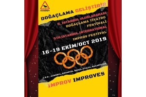 5. Uluslararası İstanbul Doğaçlama Tiyatro Festivali 'Mixer Show' ve 'Olay Rusya'da Geçiyor' Tiyatro Biletleri! 2 Oyun Tek Bilet!