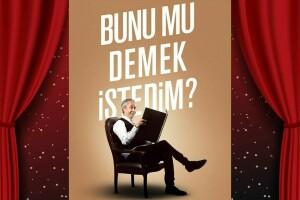 Metin Uca'dan 'Bunu Mu Demek İstedim?' Çok Püsürlü Tarihi Komedi Tiyatro Bileti