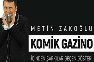 Komik Gazino