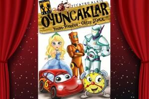 'Oyuncaklar' Çocuk Tiyatro Oyunu Bileti