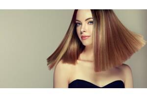 Kozyatağı Salon CK'dan Tüm Saçlar İçin Ombre, Röfle veya Balyaj + Kesim + Fön Uygulaması