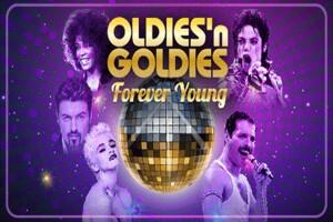 27 Aralık Oldies'n Goldies Forever Young Party Holly Stone Performance Hall Konser Bileti