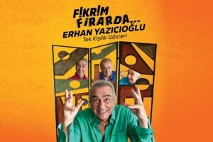 Erhan Yazıcıoğlu Fikrim Firarda