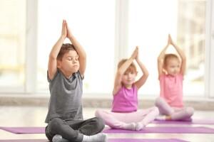 Sanat Spor Akademi'den Çocuk Yogası