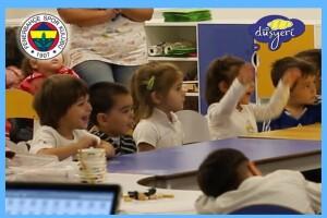 Fenerbahçe Düşyeri Deneyim Kulübü'nde Çocuklarınızın Yeteneğini Ortaya Çıkartacak Atölye Çalışmaları