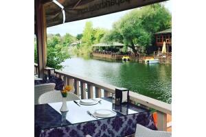 Ağva Yeşil Çay Nehrine Nazır Tree Tops Park Restaurant'ta Enfes Balık ve Mangal Menüsü