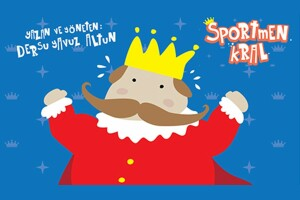 'Sportmen Kral' Çocuk Tiyatro Oyunu Bileti