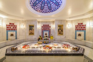 Elite World İstanbul Hotel'de Muhteşem Gelin Hamamı Paketi
