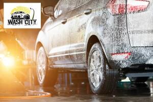 Wash City Oto Yıkama Ve Kuaför'den Gold Detaylı İç ve Dış Temizlik Bakım Paketi