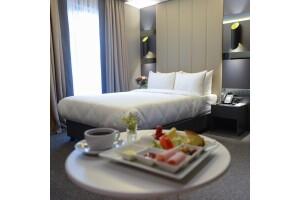 Cityloft 24 Suites & Hotel Ataşehir'de Çift Kişilik Konaklama Seçenekleri