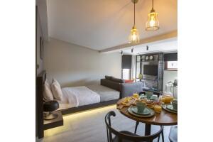 Cityloft 36 Hotel Ataşehir'de Çift Kişilik Konaklama Seçenekleri