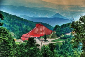 The Green Park Resort Kartepe'de Çift Kişilik Konaklama Seçenekleri