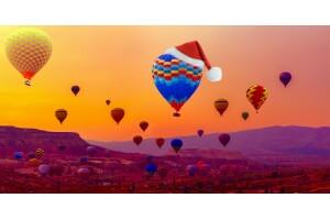 Yılbaşına Özel Türk Gecesi Dahil 1 Gece 2 Gün Yarım Pansiyon Güzel Atlar Ülkesi Kapadokya Turu
