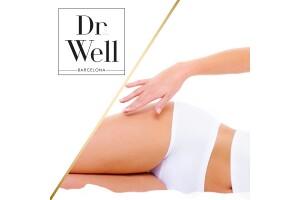 Dr. Well Estetik'in 5 Şubesinde Geçerli 8 Seans Koltuk Altı veya Özel Bölge İstenmeyen Tüy Uygulaması