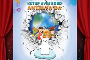 'Kutup Ayısı Bobo Antalya'da' Tiyatro Oyunu Bileti