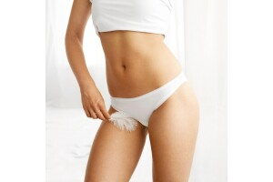Bamba Exclusive Buz Başlık Tüm Vücut İstenmeyen Tüy Uygulaması