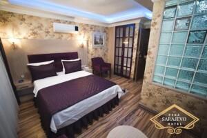 Taksim Sarajevo Hotel'de Çift Kişilik Konaklama Seçenekleri