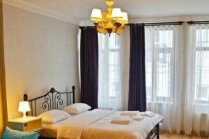 Galata No. 12 Apart Otel'de Çift Kişilik Konaklama Seçenekleri