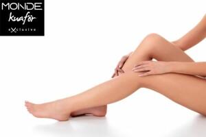 Monde Exclusive'den Tüm Vücut Ağda Uygulaması