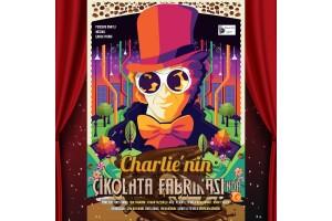 Dünyaca Ünlü Eser 'Charlie'nin Çikolata Fabrikası'nda' Müzikli Çocuk Tiyatro Oyunu Bileti