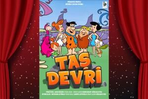 Çocukların Keyifle İzleyeceği 'Taş Devri' Tiyatro Oyunu Bileti