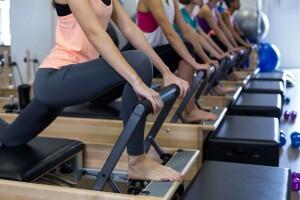 Vav Spor Merkezi'nden 8 Ders 4 Kişilik (Grup) Reformer Pilates