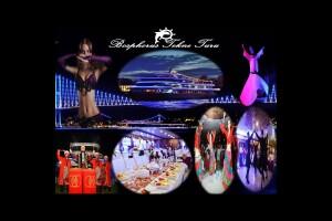 Bosphorus Tekne Turları'ndan Eşsiz Boğaz Manzarası'nda Özel Showlar Eşliğinde Türk Gecesi Programı