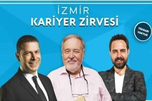 İlber Ortaylı, Cüneyt Özdemir ve Gökhan Çınar'ın Katılımıyla Sertifikalı İzmir Kariyer Zirvesi