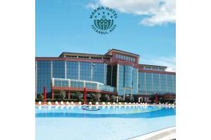 Marma Otel İstanbul'da Çift Kişilik Konaklama Seçenekleri
