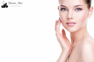Yasemin Miras Beauty Salon'dan Hydrafacial Cilt Bakım Uygulaması