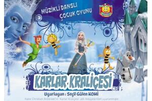 'Karlar Kraliçesi' Çocuk Tiyatro Oyunu Bileti