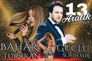Meşk-i Sahne İstanbul'da Bahar Türkkan & Güçlü Soydemir ile Eğlence