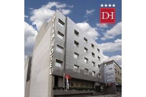Dila Hotel Kadıköy'de Çift Kişilik Kahvaltı Dahil Konaklama