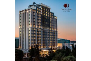 DoubleTree by Hilton Topkapı Turkuaz Restaurant'ta Açık Büfe Kahvaltı Keyfi